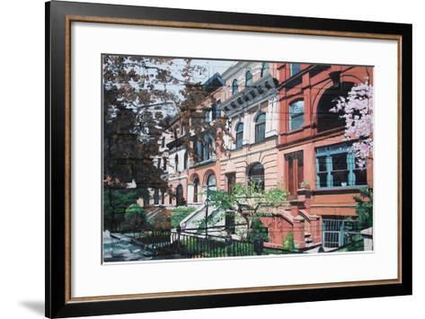 Seemingly Silent, 2006-Jeff Pullen-Framed Art Print