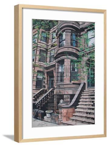 Memory of a Dream, 2006-Jeff Pullen-Framed Art Print