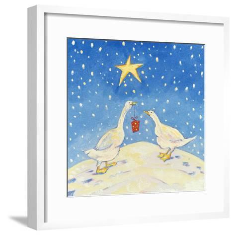 A Present for You, 2008-David Cooke-Framed Art Print
