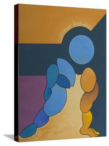 Adoration, 2008-Jan Groneberg-Stretched Canvas Print