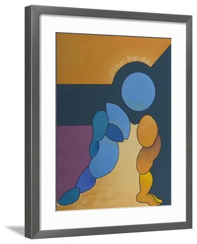 Adoration, 2008-Jan Groneberg-Framed Art Print