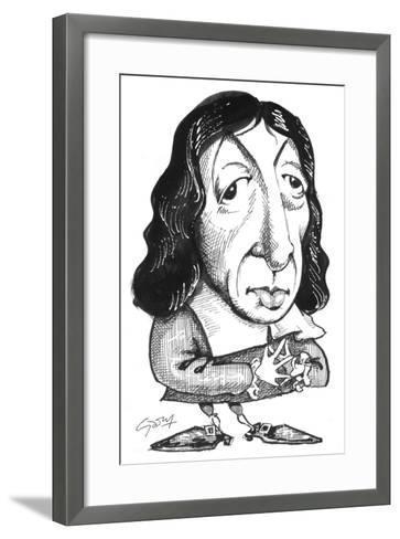 Milton-Gary Brown-Framed Art Print
