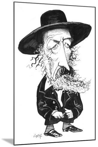 Tennyson-Gary Brown-Mounted Giclee Print