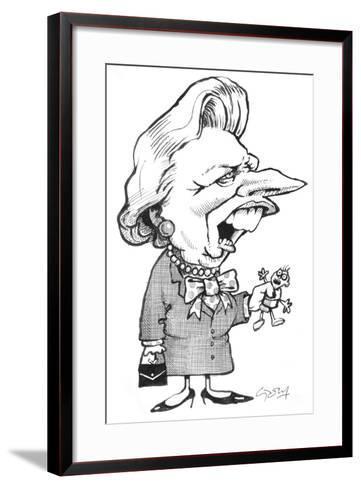 Thatcher-Gary Brown-Framed Art Print