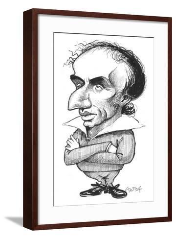 Wordsworth-Gary Brown-Framed Art Print