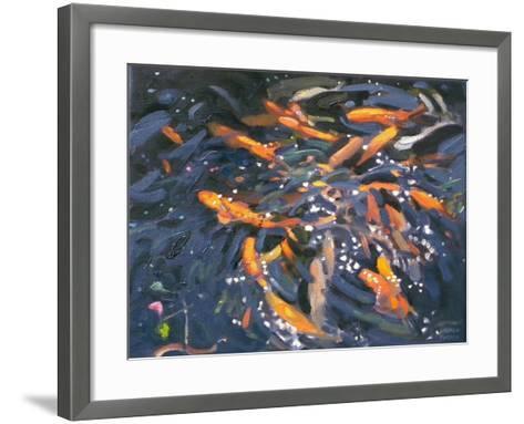 Goldfish, 2010-Andrew Macara-Framed Art Print