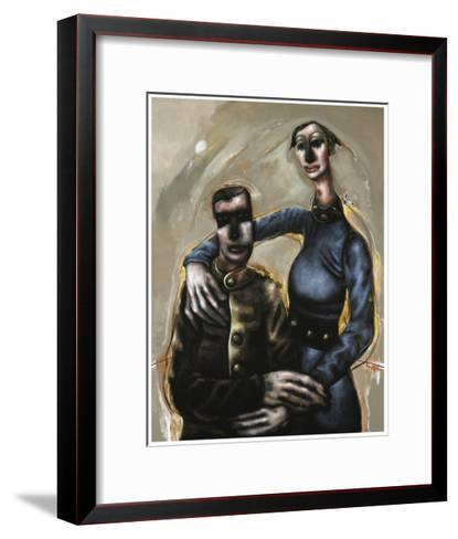 King of the Cuckolds, 2011-Chris Gollon-Framed Art Print