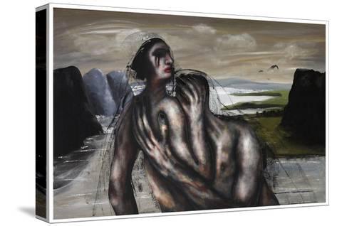 The Affair, 2010-Chris Gollon-Stretched Canvas Print