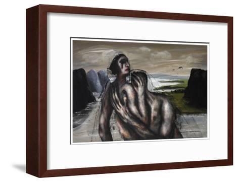 The Affair, 2010-Chris Gollon-Framed Art Print