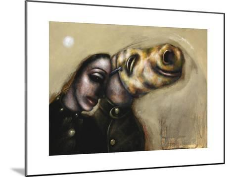 Unconditional Love, 2011-Chris Gollon-Mounted Giclee Print