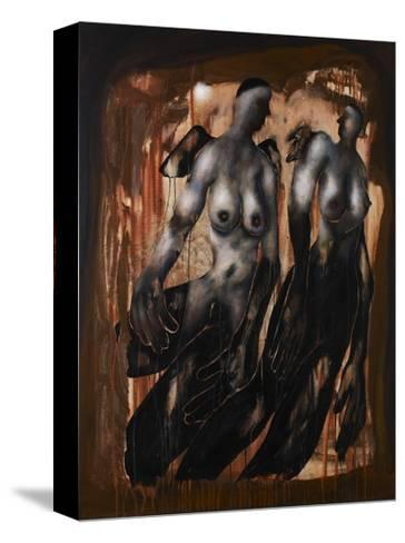 Angels, from 'Being Human' Series, 2009-Chris Gollon-Stretched Canvas Print