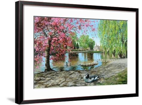Bakewell Bridge, Derbyshire, 2009-Trevor Neal-Framed Art Print