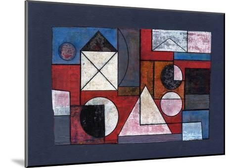 Collage Overlay, 2008-Peter McClure-Mounted Giclee Print