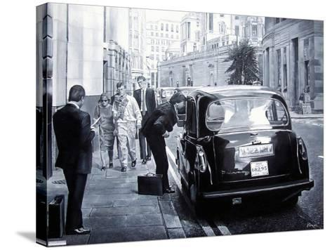 Taxi Hire, 2008-Kevin Parrish-Stretched Canvas Print