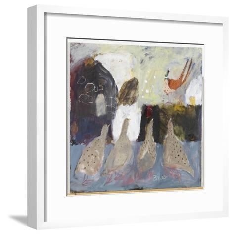 He Knew He Was Beautiful, 2009-Susan Bower-Framed Art Print