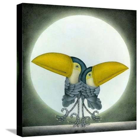 Toucan Can Can, 2010-Wayne Anderson-Stretched Canvas Print