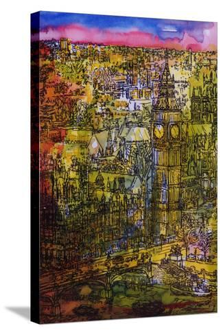 London, Westminster-Brenda Brin Booker-Stretched Canvas Print
