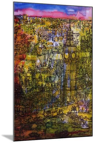 London, Westminster-Brenda Brin Booker-Mounted Giclee Print
