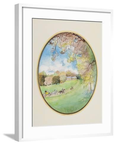 From Winter to Summer, 2009-Caroline Hervey-Bathurst-Framed Art Print