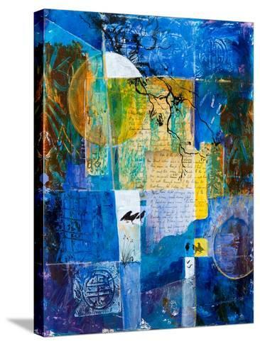 Bright Star, Keats-Margaret Coxall-Stretched Canvas Print