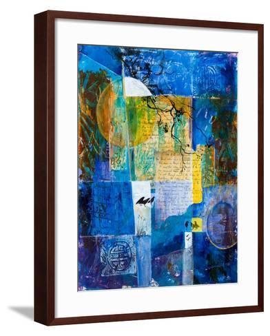 Bright Star, Keats-Margaret Coxall-Framed Art Print