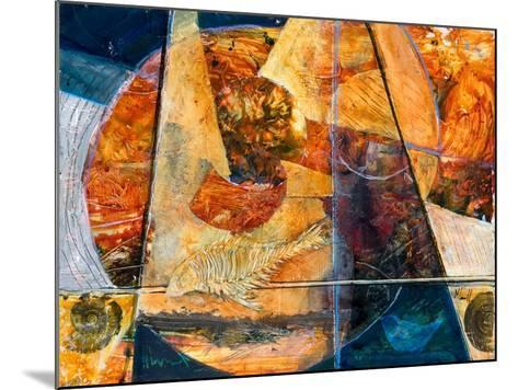 Ancient Oceans-Margaret Coxall-Mounted Giclee Print