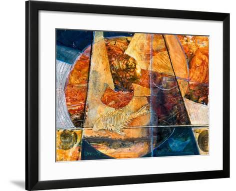 Ancient Oceans-Margaret Coxall-Framed Art Print