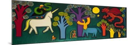 El Bosque Magico De Lucas, 2009-Cristina Rodriguez-Mounted Giclee Print
