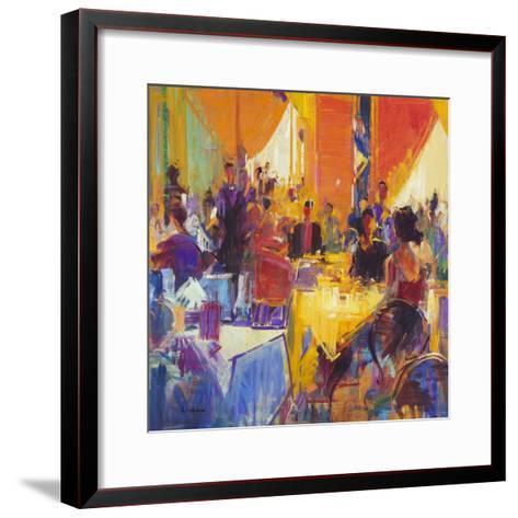 High Society, 2011-Peter Graham-Framed Art Print