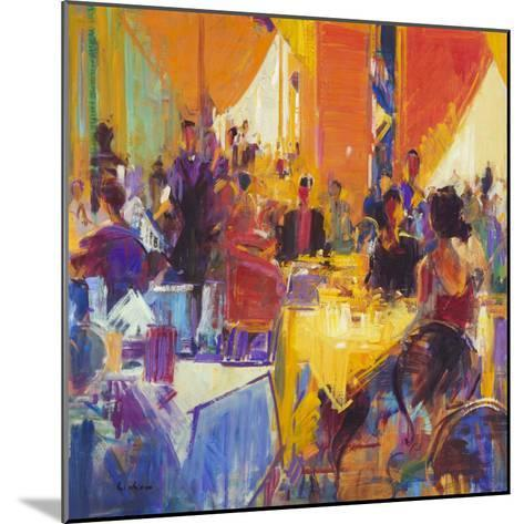 High Society, 2011-Peter Graham-Mounted Giclee Print