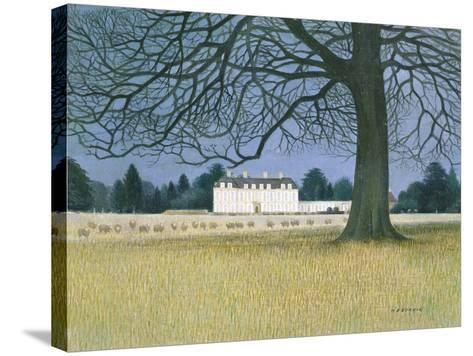 Middleton Park, Oxfordshire-Walter Bell-Currie-Stretched Canvas Print