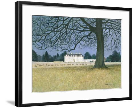 Middleton Park, Oxfordshire-Walter Bell-Currie-Framed Art Print