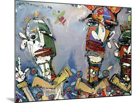 Kraftwork, 2006-Anthony Breslin-Mounted Giclee Print