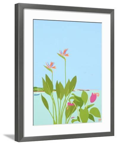 Paradise-Tom Holland-Framed Art Print