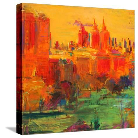The Upper West Side, 2011-Peter Graham-Stretched Canvas Print