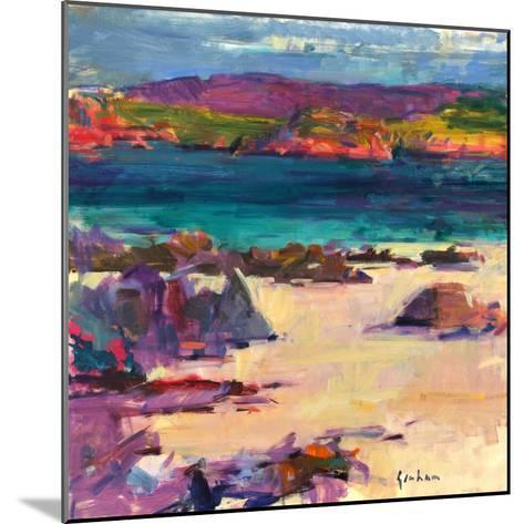 White Sands, Iona, 2011-Peter Graham-Mounted Giclee Print