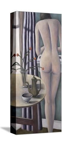 Le Matin, 2000-Ruth Addinall-Stretched Canvas Print