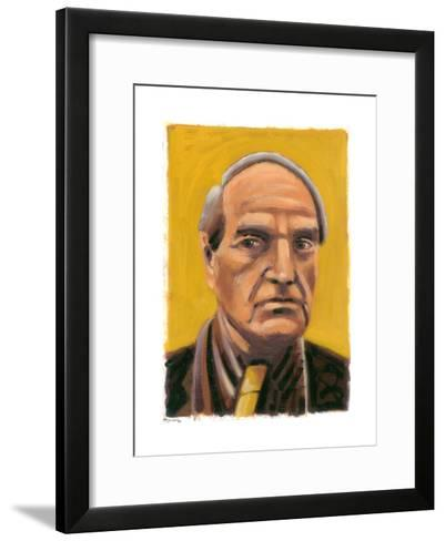 Henry Moore, 2009-Sara Hayward-Framed Art Print