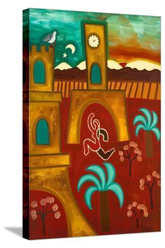 Conquering the Castle, 2010-Cristina Rodriguez-Stretched Canvas Print