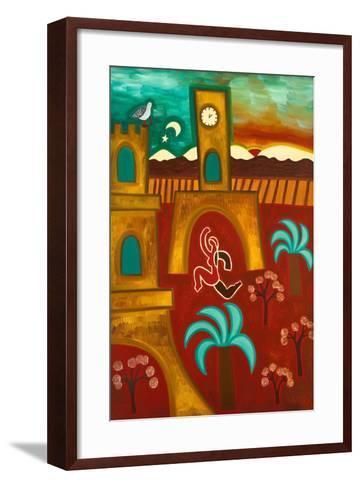Conquering the Castle, 2010-Cristina Rodriguez-Framed Art Print