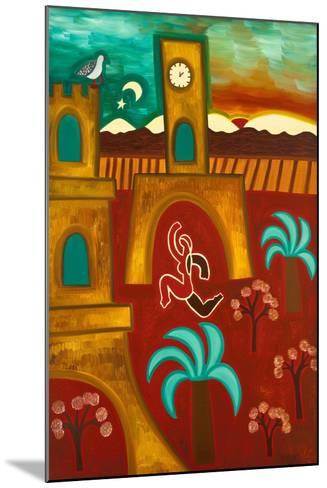 Conquering the Castle, 2010-Cristina Rodriguez-Mounted Giclee Print