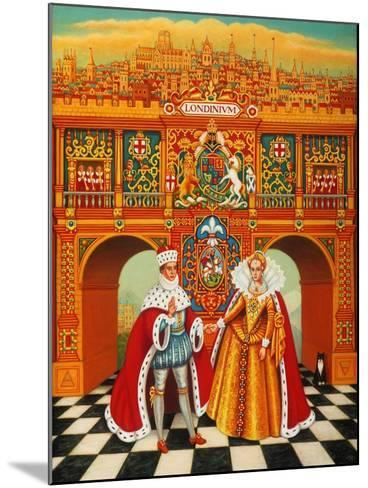 The Winter King and Queen, 2010-Frances Broomfield-Mounted Giclee Print