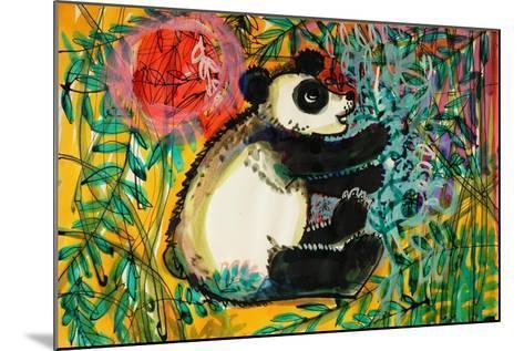 Panda-Brenda Brin Booker-Mounted Giclee Print