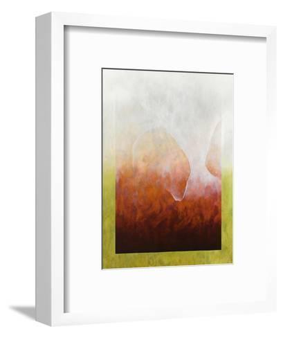 Ouroboros Three: Red, 2010-Mathew Clum-Framed Art Print