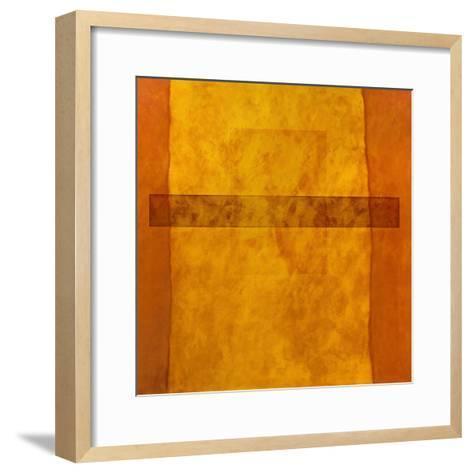 Chasm Tied, 2005-Mathew Clum-Framed Art Print