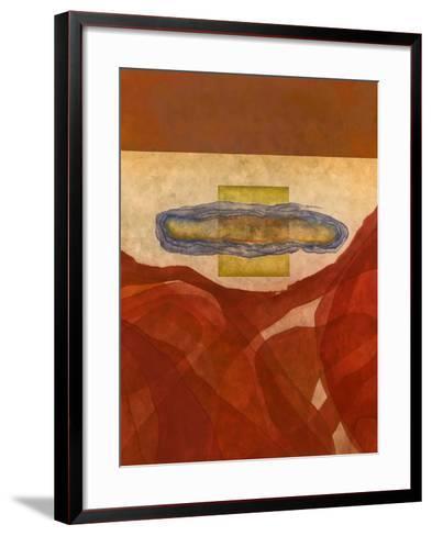 Cradle, 2010-Mathew Clum-Framed Art Print