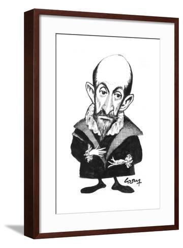 El Greco-Gary Brown-Framed Art Print