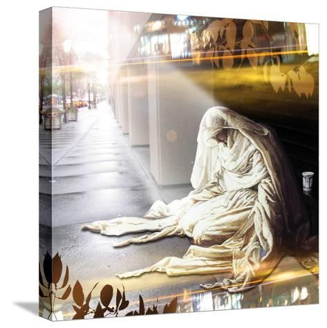 The Annunciation, 2007-Trygve Skogrand-Stretched Canvas Print