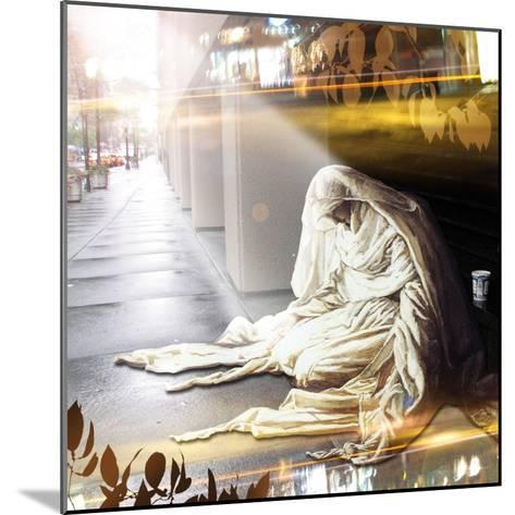 The Annunciation, 2007-Trygve Skogrand-Mounted Giclee Print