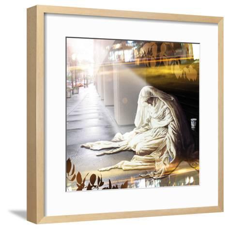 The Annunciation, 2007-Trygve Skogrand-Framed Art Print